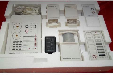 Sistema De Seguridad Marca Dsc Classic Pack 2. Nuevo.