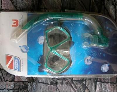 Snorkel Y Mascara De Buceo Bestway