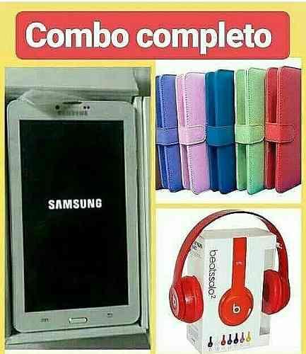 Tabla Teléfono Samsung S Liberadas Con Estuche Y Audífonos