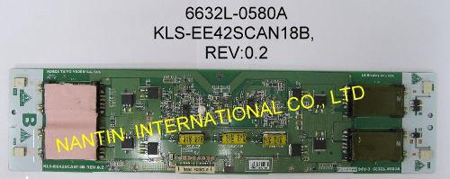 Tarjeta Inverter Lg 6632l-058a 42 Pulgadas Usada Operativa