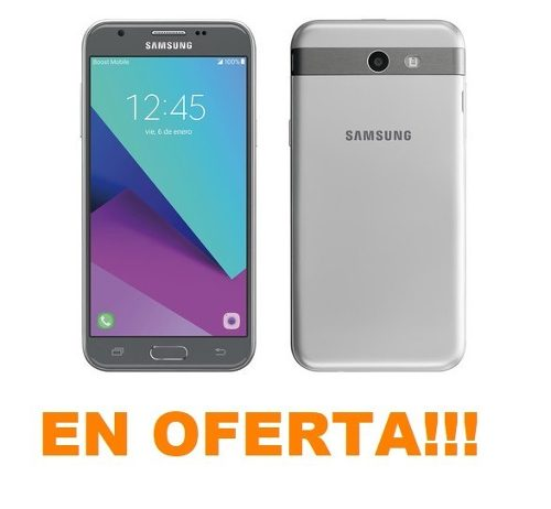 Telefono Android Samsung Galaxy J3 Prime 16gb 4g Lte + Extra