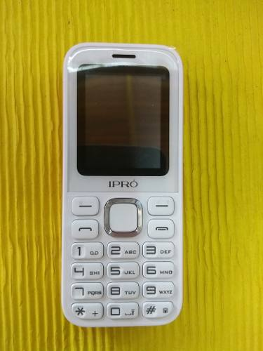 Telefono Basico Ipro A8 Mini Dual Sim Camara Linterna