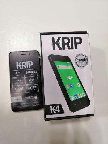 Telefono Celular Android Krip K4