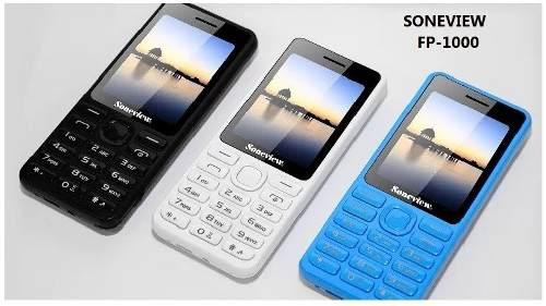Telefono Celular Soneview Fp Dual Sim Sencillo Economico