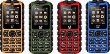 Telefono Economico Dual Sim Yobaoo Yoy 01