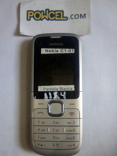 Telefono Para Repuesto Nokia C1-01 Somos Tienda Fisica