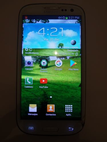 Telefono Samsung S3 Grande Sch-r530 Smartphone 16gb