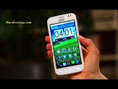 Telefono Yezz Android Andy 4e Doble Sim Card Blanco
