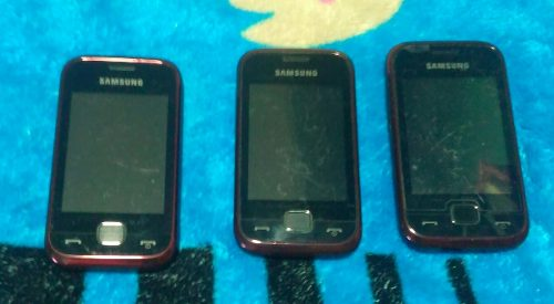 Telefonos Samsung Gt Ct Doble Sin Liberado Para Todas