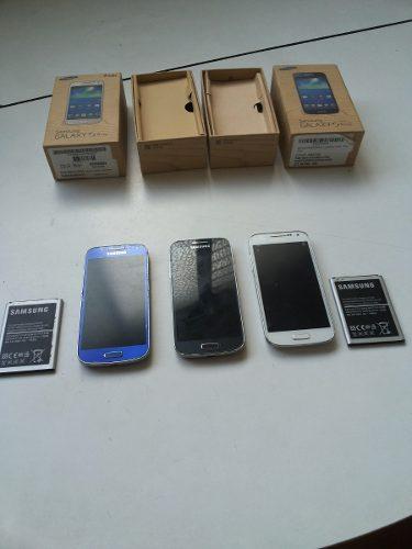 Telefonos Samsung S4 Mini Para Reparar O Repuestos