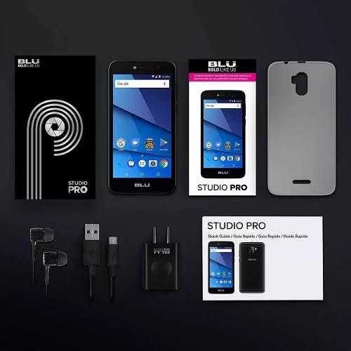 Teléfono Celular Blu Studio Pro X8 Hd - 5.0