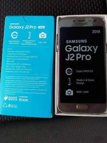Teléfono Celular Samsung Galaxi J2 Pro 16 Gb