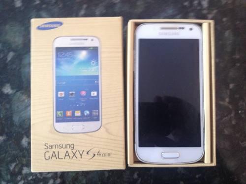 Teléfono Samsung Mini S4 Para Repuestos O Reparar