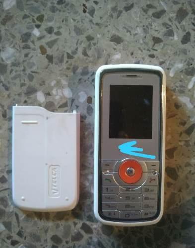 Teléfono Zte C-c366 Para Repuesto Operativo