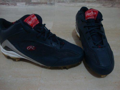 Zapatos Deportivos De Beisbol Marca Rawlings Gold Series