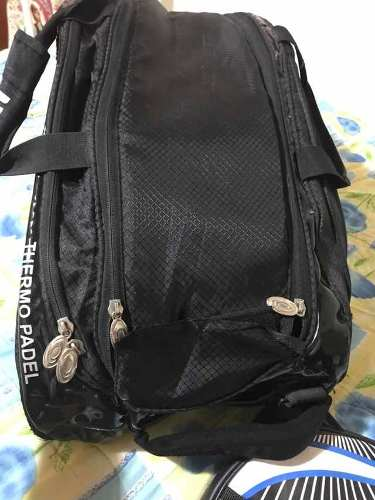 Bolso, Morral De Beach Tennis (tenis De Playa)