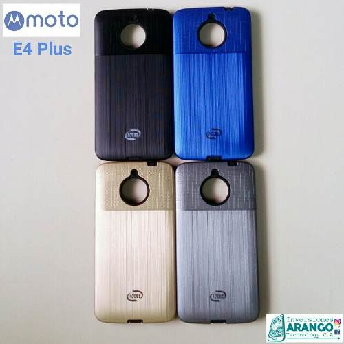 Forro Antigolpe Reforzado Focus Moto E4 Plus Tienda Chacao