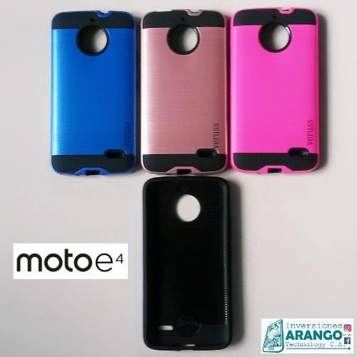 Forro Antigolpe Reforzado Veruss Moto E4 G5 Tienda Chacao