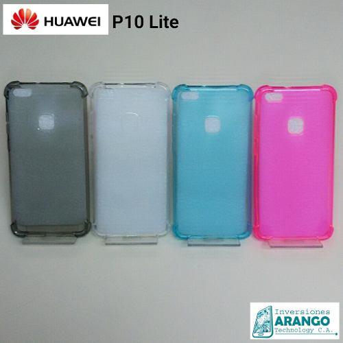Forro Antigolpe Tipo Ballistic Huawei P10 Lite Somos Tienda