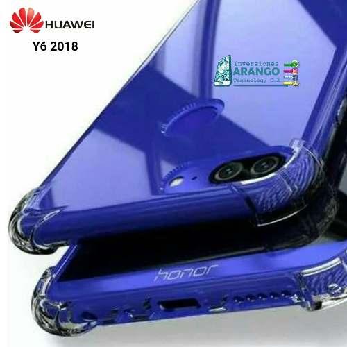 Forro Antigolpe Tipo Ballistic Huawei Y6 Y7 Y Tienda
