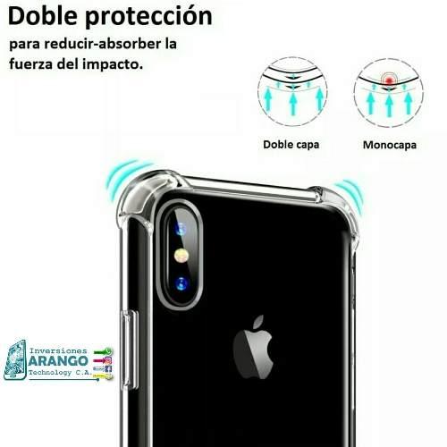 Forro Antigolpe Tipo Ballistic Iphone X Xs Xr Tienda Chacao
