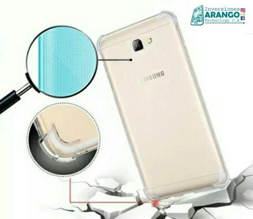 Forro Antigolpe Tipo Ballistic Samsung J3 Prime Tienda