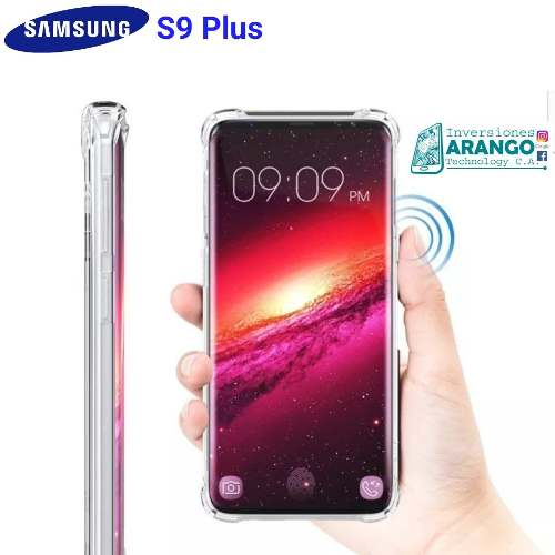 Forro Antigolpe Tipo Ballistic Samsung S9 Y S9 + Plus Tienda