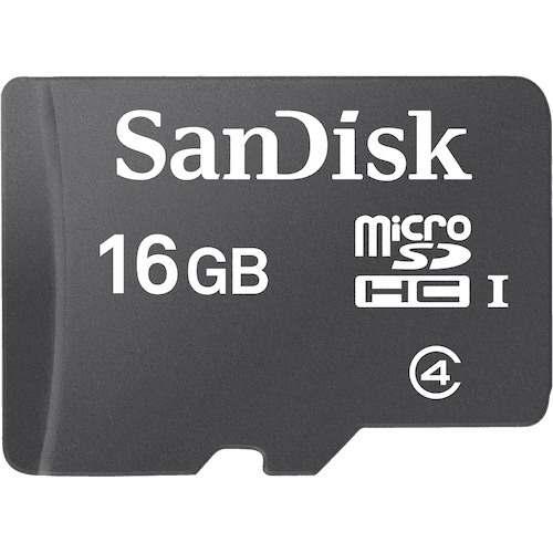 Memoria Micro Sd 16gb, Microsd 16 Gb, Somos Tienda