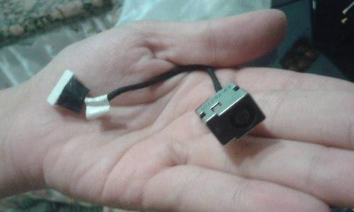 Pin De Carga Y Puerto Usb De Lapto Compaq