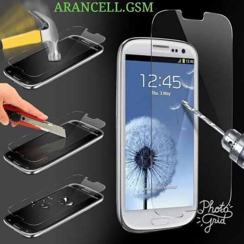 Protector Vidrio Templado Samsung S3 S4 S5 S6 S7 Tienda