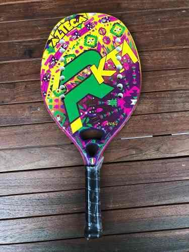 Raqueta De Beach Tennis Rakkettone Azteca