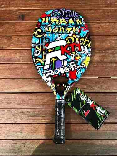 Raqueta De Beach Tennis Rakkettone Urban Youth