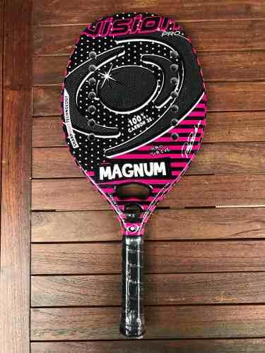Raqueta De Beach Tennis Vision Magnum