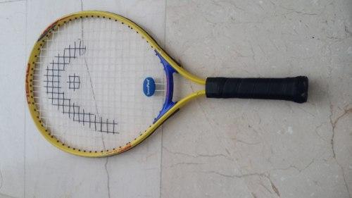 Raqueta De Tenis Head Para Ninos A Partir De 3 Anos