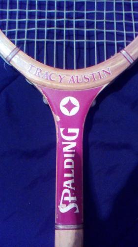 Raqueta De Tenis Spalding Edicion Tracy Austin