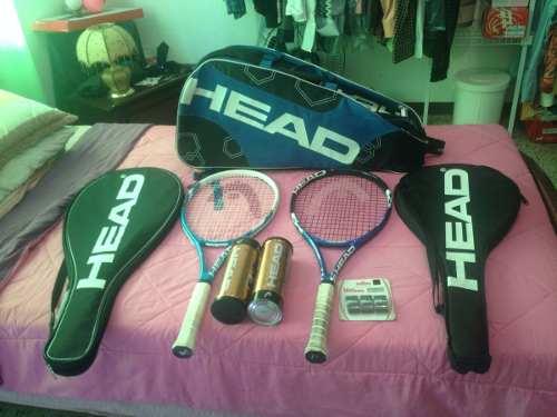 Raquetas De Tennis Head Originales