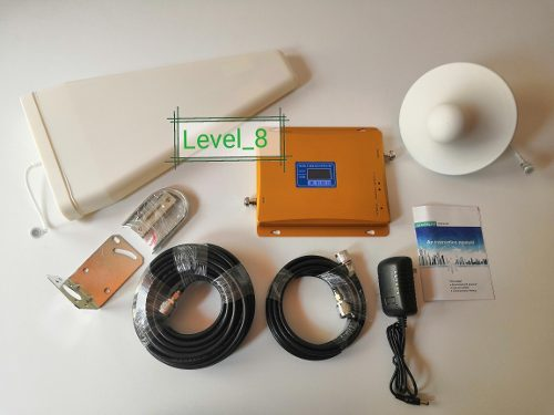 Repetidor Amplificador De Señal Celular Digitel 2g 3g Y 4g