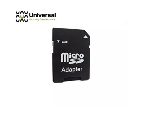 Adaptador De Micro Sd A Sd - Lector Micro Sd - 02 X 500