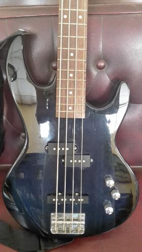 Bajo Electrico Con Amplificador Kitara By Phil Pro