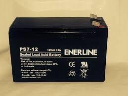 Batería 12v 7ah Para Ups,cerco Eléctrico
