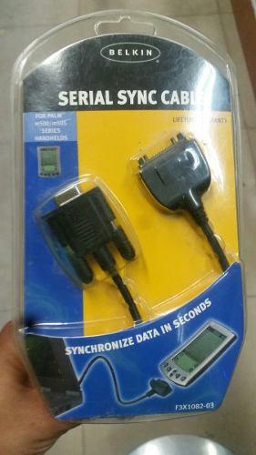 Cable Belkin De Pc A Pda Solo Cable De Data Tienda Fisica
