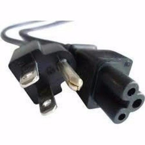 Cable De Corriente Mickey Mouse Para Laptop 3 Puntas Trebol