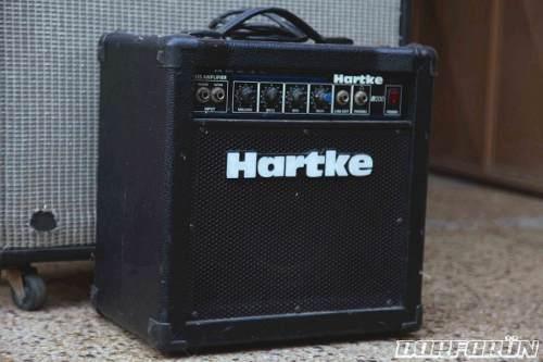 Cambio Amplificador De Bajo Hartke B200 Fender Ibanez Gibson