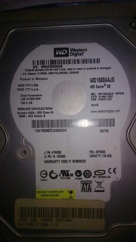 Disco Duro De 320 Gb Para Pc