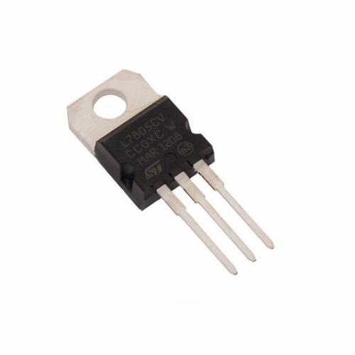 Lcv Regulador Positivo Voltaje Ics Output 5v To X 2und
