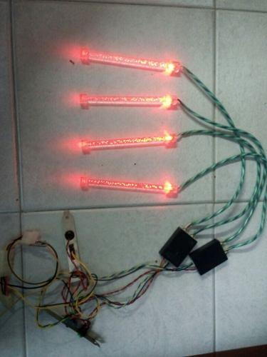 Luces Led Decorativas Para Computadores O Cpu Gamer