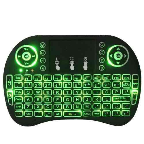 Mini Teclado Bluetooth Portátil Tv Pc Keyboard Original