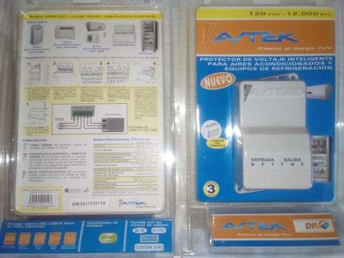 Regulador De Voltaje Cable-cable 110v (12usd)