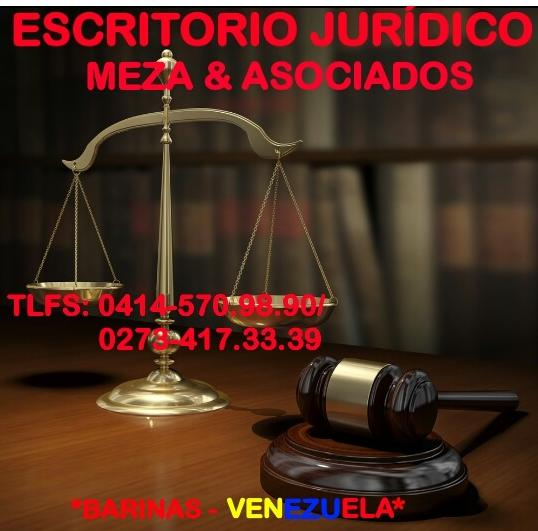 SERVICIOS DE ABOGADOS EN BARINAS VENEZUELA