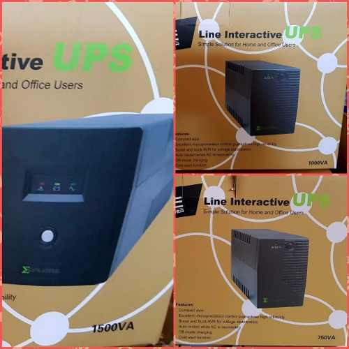 Ups Explore Power 750va Y va Backup Regulador De Voltaje